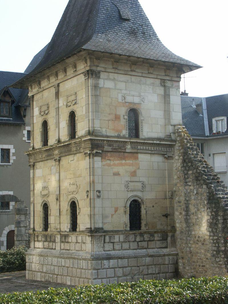 Fig. 2, pavillon Renaissance