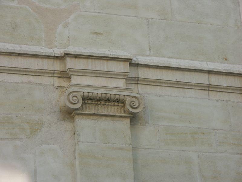 Fig. 5, maison de B. Perrot, détail